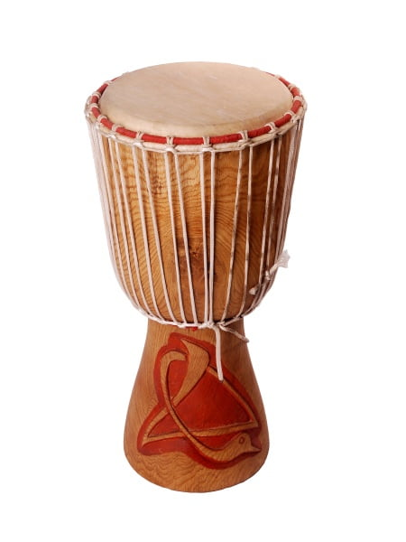 Djembe red